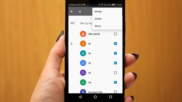 حذف مخاطبین تلگرام-رایانه کمک
