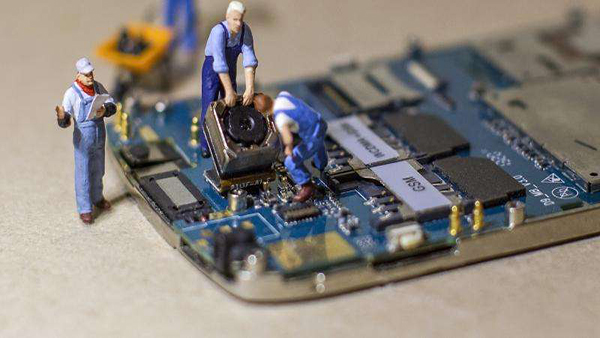 سخت افزار گوشی-رایانه کمک