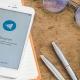 1رایانه کمک-ارسال فایل در تلگرام