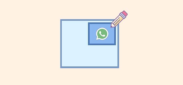 آموزش تغییرعکس، نام و استاتوس در واتس اپ | رایانه کمک