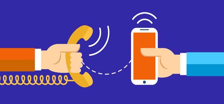 آموزش دایورت شماره تلفن همراه | رایانه کمک