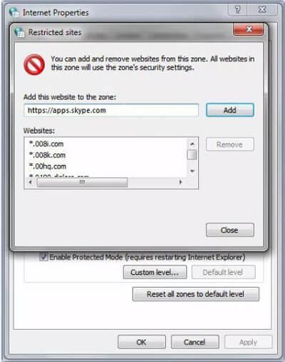 تنظیمات اسکایپ در ویندوز 7 | بسته آموزشی 10 مهارت