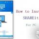نصب shareit|رایانه کمک