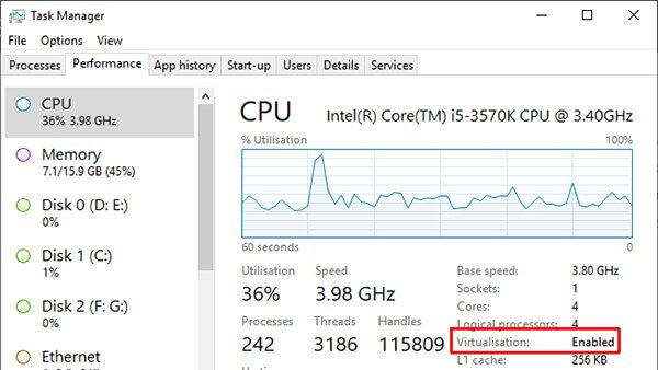 هایپر وی در ویندوز 10| تعمیر کامپیوتر