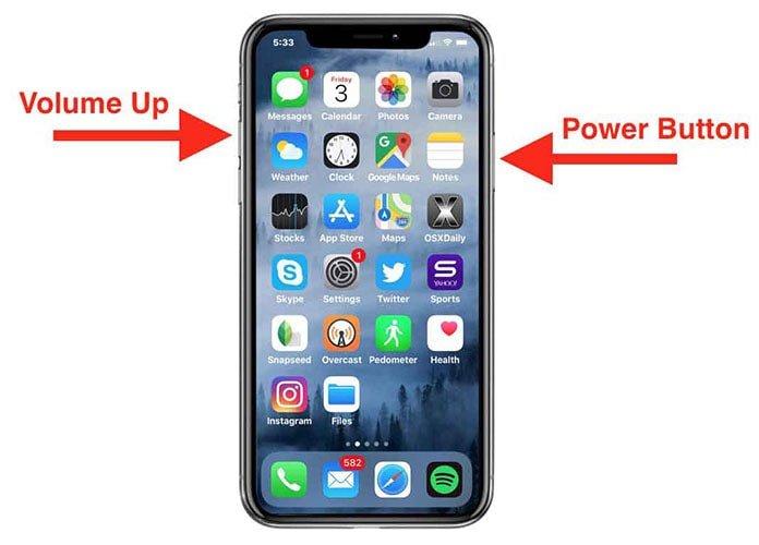 روش اسکرین شات گرفتن با آیفون ها بدون دکمه home | رایانه کمک تلفنی