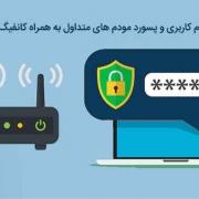 modem-username-passords