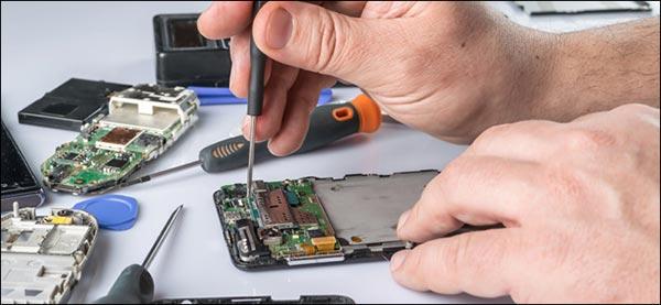 رفع مشکل سیاه شدن صفحه نمایش گوشی های اندروید |تعمیرات کامپیوتر و لپتاپ در محل