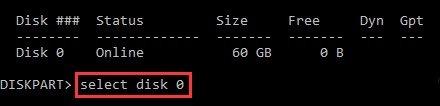 رفع مشکل No Bootable Device با تنظیمات پارتیشن ویندوز   رایانه کمک