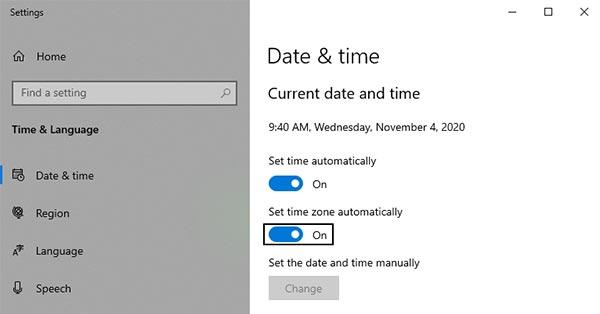 علت نمایش ارور YOUR CLOCK IS AHEAD  کمک کامپیوتر تلفنی
