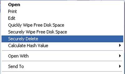 حذف دائمی فایل ها در کامپیوتر | رایانه کمک