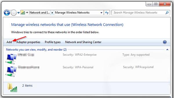 رفع ارور Windows was unable to connect to this network | رایانه کمک