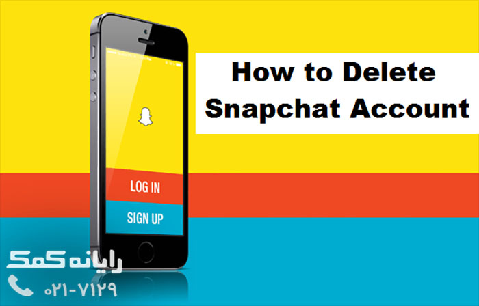 rayanehkomak-Delete-Snapchat-account