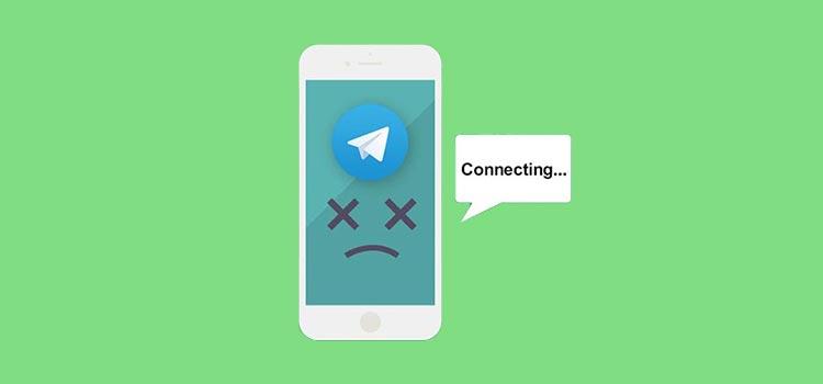 چرا تلگرام وصل نمیشود | رایانه کمک
