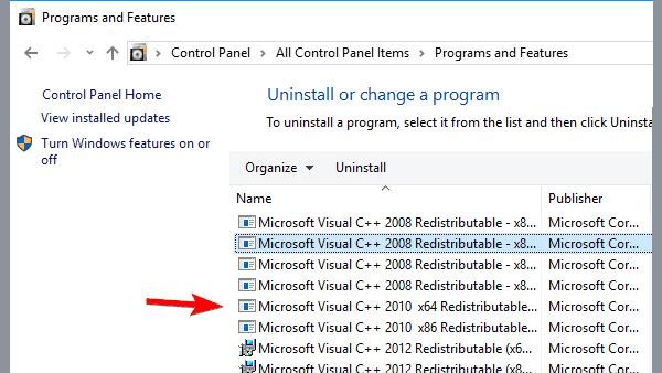 حل مشکل Runtime Error در ویندوز 7 | رایانه کمک تلفنی7