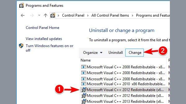 حل مشکل Runtime Error در ویندوز 10 و 8 و7| رایانه کمک تلفنی