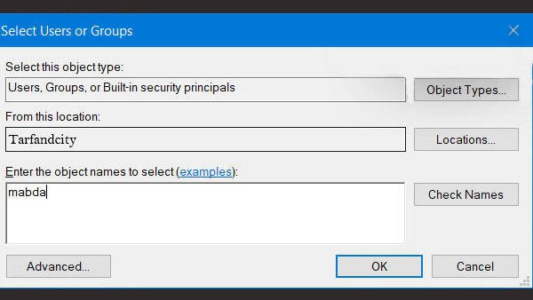 how to fix error access denied to windows | rayae komak