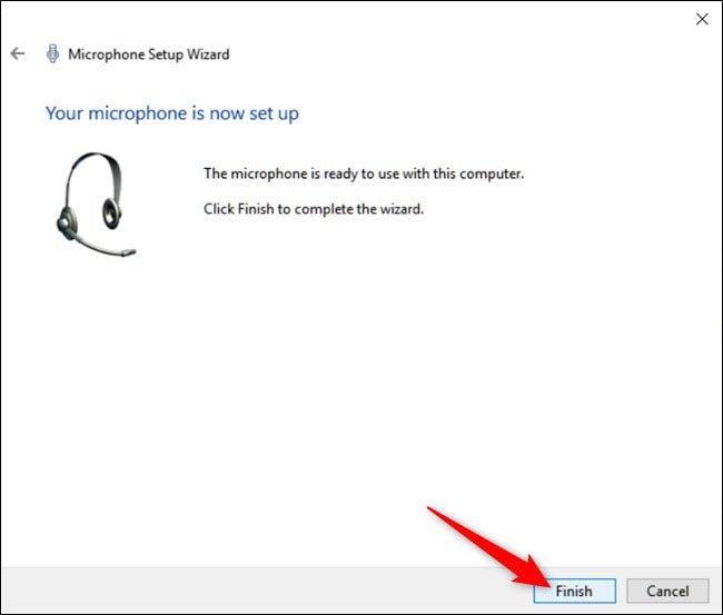 نصب و راه اندازی میکروفون در ویندوز ۱۰   رایانه کمک حضوری