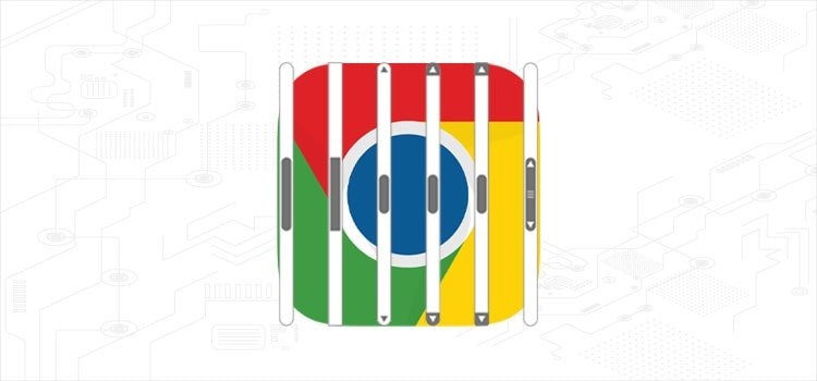 غیر فعال شدن اسکرول در گوگل کروم | رایانه کمک