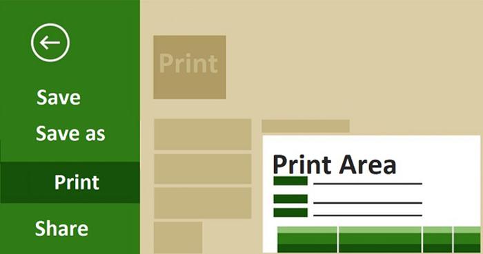 آشنایی با نحوه چاپ فایل در اکسل رایانه کمک