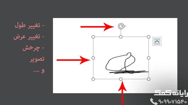 امضای دیجیتالی در فایل ورد   رایانه کمک