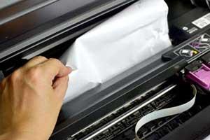 مچاله شدن کاغذ در پرینتر | رایانه کمک رفع تمامی مشکلات سخت افزاری
