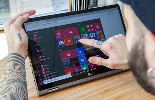 چگونه مشکل کار نکردن تاچ پد لپ تاپ را حل کنیم؟ | کمک کامپیوتر تلفنی