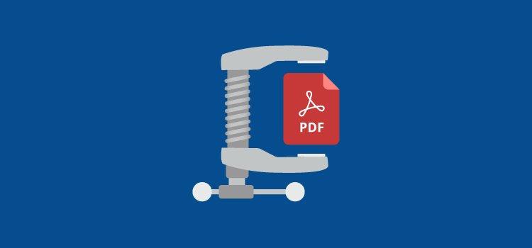 آموزش کم کردن حجم pdf | رایانه کمک