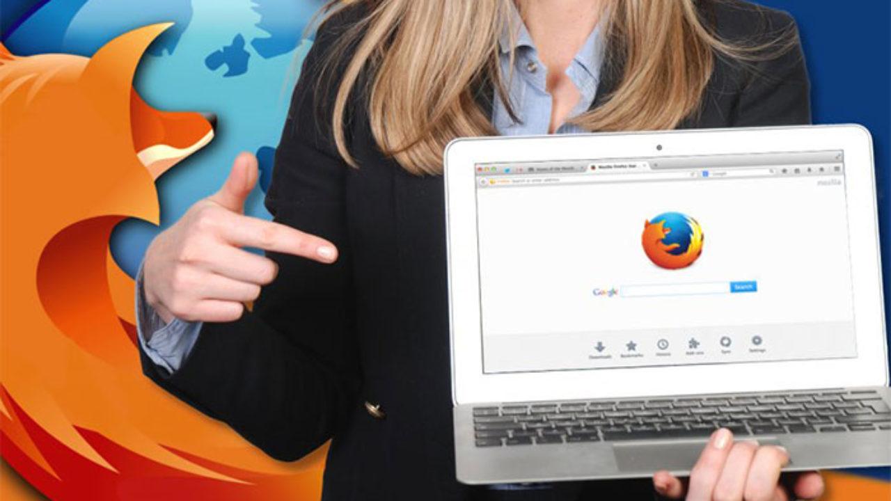 (فضای بیشتر در مرورگر فایرفاکس| خدمات کامپیوتری آنلاین)