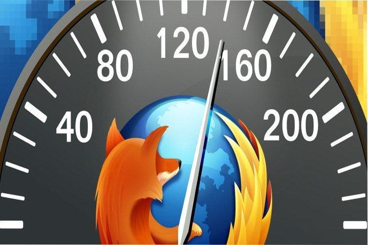 (افزایش سرعت عملکرد مرورگر فایرفاکس| تعمیر لپ تاپ تلفنی)